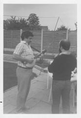 Tony Burt & John Davis