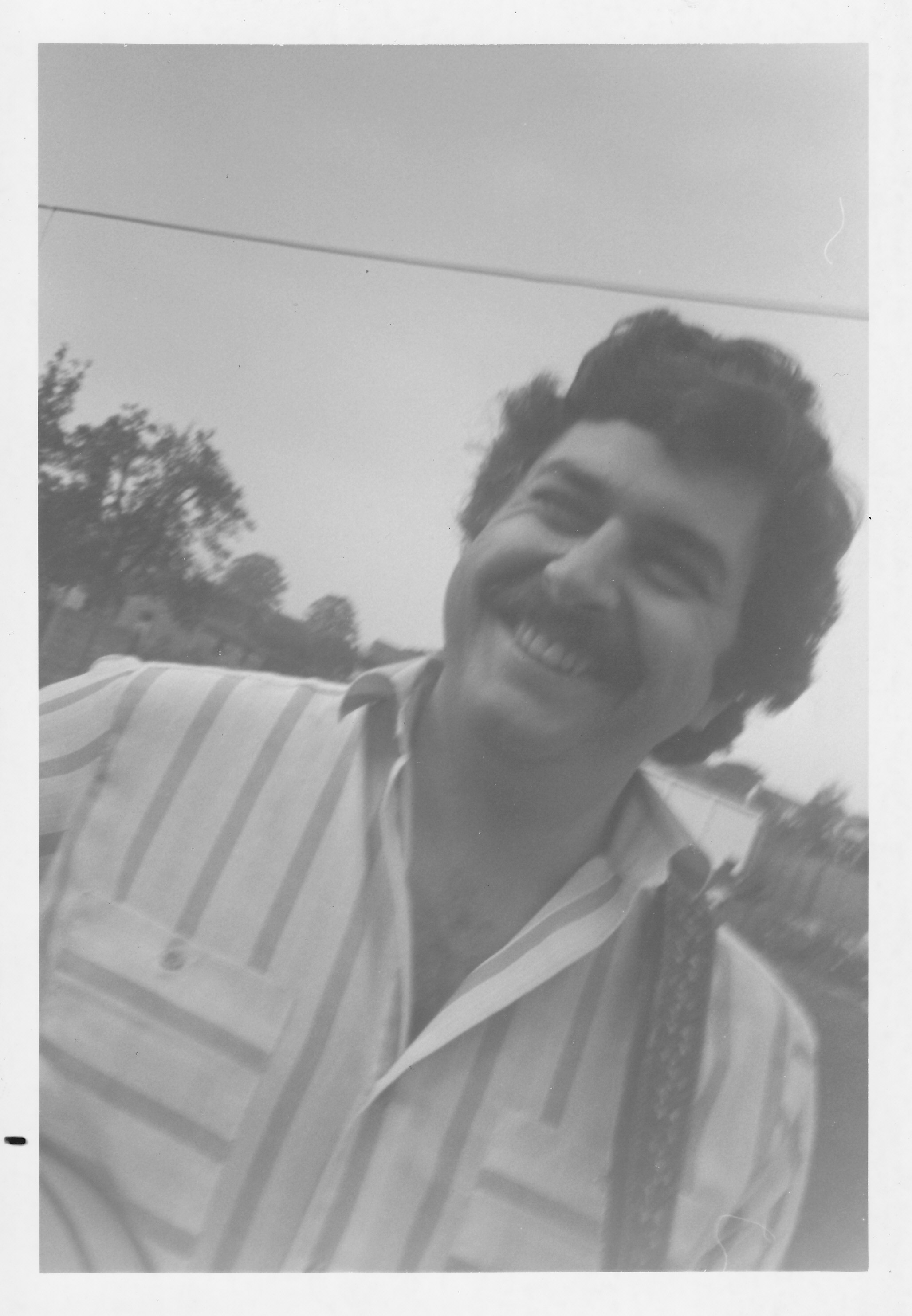 Tony Burt 1982