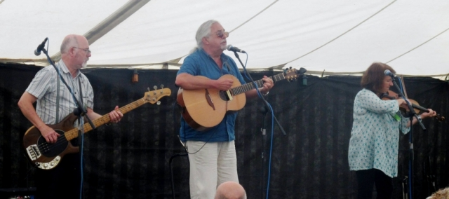 Tony Burt Band