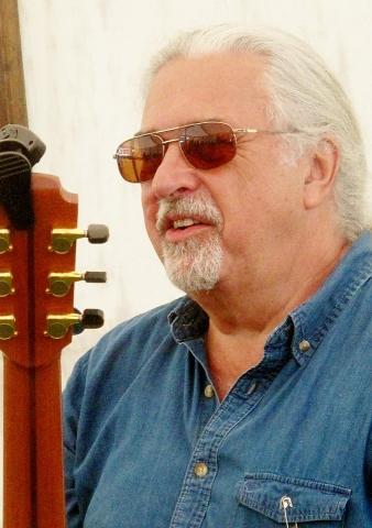 Tony Burt at Songwriters' Forum